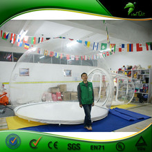 2015 Custom High Quality Champing Clear Inflatable Bubble Tent For Sale