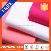 100% cotton plain dye pattern poplin fabric cheap clothing from turkey