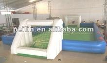 2012 HOT amazing inflatbale soap field