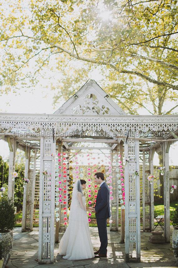 Flower Balls For Wedding Ceremony