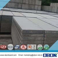 OBON new 2015 product idea interlocking exterior wall panels for house construction finishing material