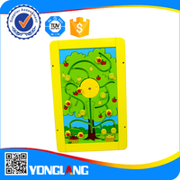 Educational Wooden Fruit Series Wall Game Toys for Sale