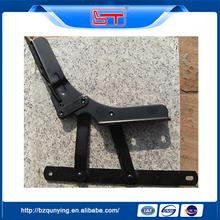 Big click clack folding sofa bed bracket parts, sofa bed hinge direct factory