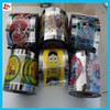 shandong dong Food grade heat sealing film for PET/PE/PS/PP cups/trays
