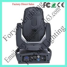 Design hot sell led spot moving head 180w