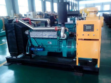 80KW natural gas generator from Weifang huakun factory