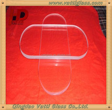 High Borosilicate Glass Plate Made In China That Has Been Polished To A High Precision, Heat-resistant Borosilicate Glass Plate