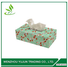 Square paper box four kits, gift paper box with dots and bowknot