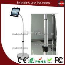 Floor Standing Holder For iPad Series Tablet PCs&E-Books