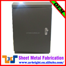 High quality outdoor durable metal 2x4 electric box