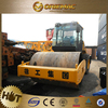 XCMG 20Ton mechanical single drum Road Roller XS202J single drum vibratory types of road roller