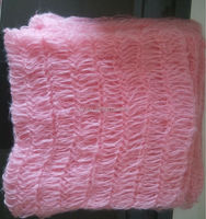 Hot sell 30cm x 60cm Newborn Mohair Wrap Crochet Handmade Photography Props Backdrops Blanket