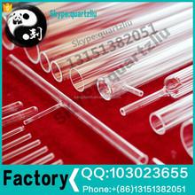 Clear ozone generator quartz tube heater heating element price reactor
