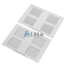 Montesoori Educational material Control Chart for Hundred Board