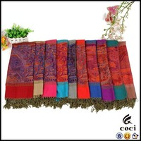 CCW008 Wholesale Low MOQ printing scarf New Explosion Models In Europe And America Warm Classic Printed Scarf
