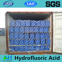 Hot sale! Hydrofluoric Acid/HF Acid 70% ( CAS:7664-39-3 ) with good price