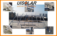 50KW Ground Mount Solar Panel Mount System