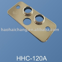 1.5mm Nickel Plated Iron Tube Mounting Brackets