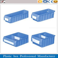 plastic bin storage used
