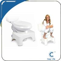 2015 hot selling Squatty Potty Ecco easy Toilet Stool