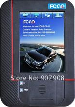 FCAR F3-D Auto car or truck diagnostic scanners for Heavy duty truck repair diagnosis-- Cummins, Bosch, Siemens, CAT, DENSO, etc