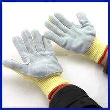2015 Safety Cut Resistant Work Gloves Mechanic Gloves Work Gloves