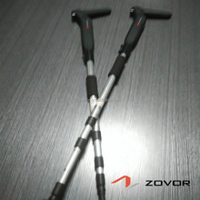 Super strong adjustable northern walking stick
