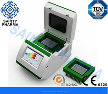Newest Gerneration Peltier-Based RCR Thermal Cycler:Max. Number of programs: medical equipment(SP300)