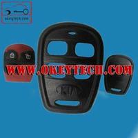 Hot sale car key shell for kia 4 button remote case for kia smart key