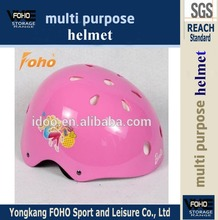 HE028K Children easy to use kids bike scooter selling ABS skate helmet