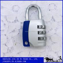 TSA High Strength Cord Locks/Zinc Alloy Combination PadLock