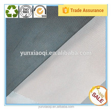 840D curly grain oxford fabric/ PU coated for canvas bag