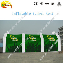 Inflatable tunnel tent for sale