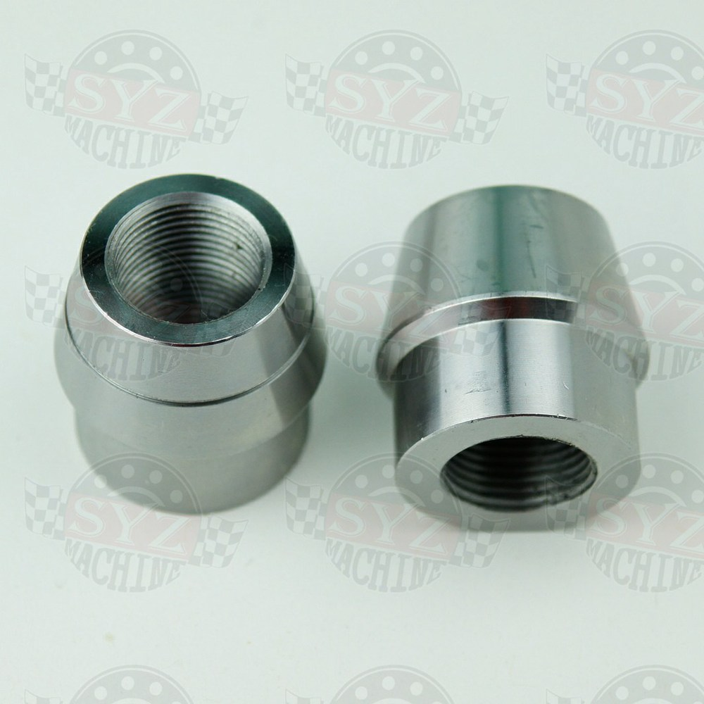 Weld in threaded bungs for rod ends view