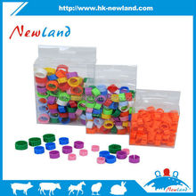 NL621 wholesale colorful pigeon rings
