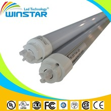 New product UL&DLC&cUL&FCC listed LED tube with most reasonable price big discount now new LED tube