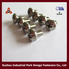 high quality and durable philips pan head screws,machine screw