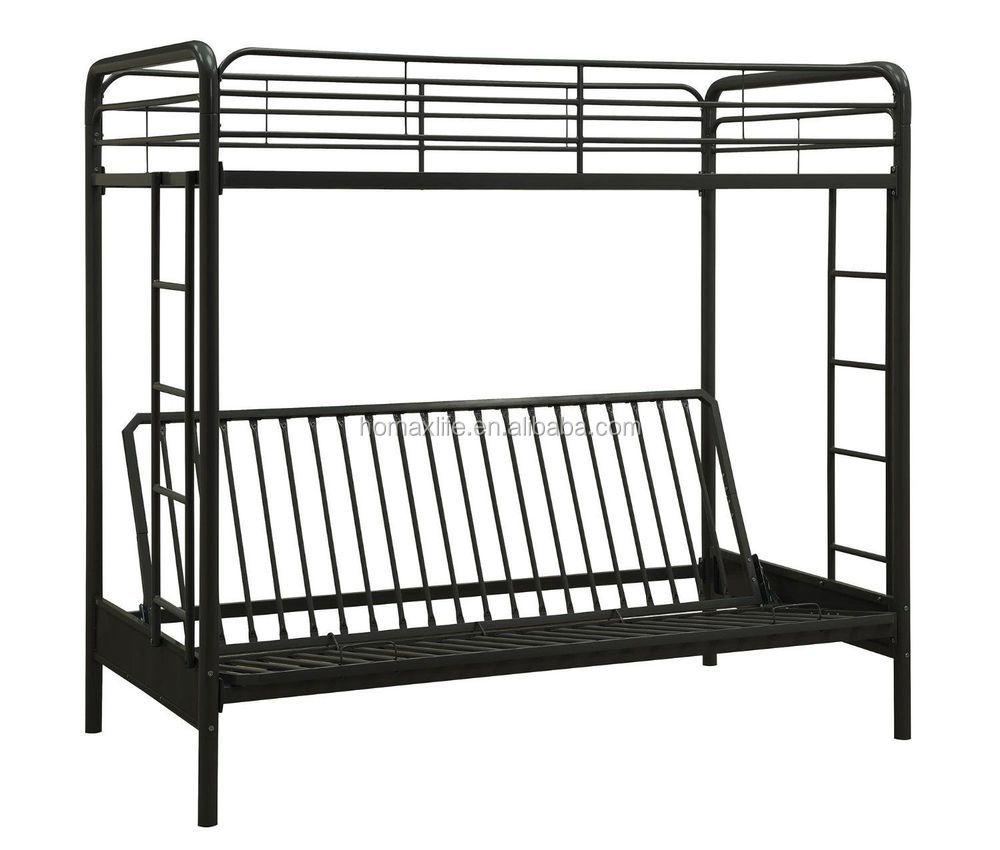 Metal Bunk Bed Futon Sofa Bunk Bed Multi-purpose Sofa Bed - Buy ...