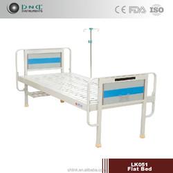 Flat hospital patient bed LK051 Hospital bed
