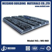 Commercial Aluminum Recessed Entrance Mat in flooring parts