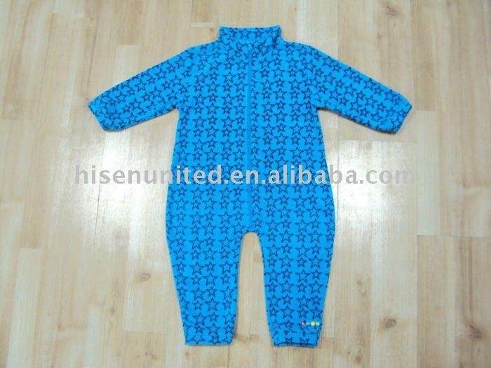children 39 s fleece coveralls baby fleece romper buy. Black Bedroom Furniture Sets. Home Design Ideas