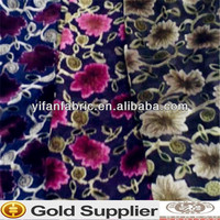Iran fashion 100 silk fabric for dressing with beautiful design and color