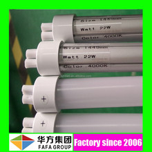 High quality 110lm/w CRI>80 LM80 549mm led t5 tube9.5w with CE RoHS UL DLC approved