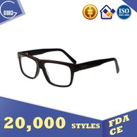 2015 latest optical Large Frames, acetate Frame,eyewear china