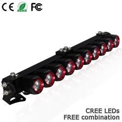 Cheap Latest design module DIY atv LED light bar cree for atv,12v waterproof LED light bar