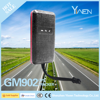 Yiwen GM902 micro gps transmitter tracker