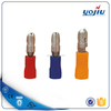 Manufactured cord end terminal/Bullet Type Male Insulated terminals