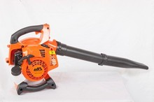 low noise air blower for dust leaf and snow
