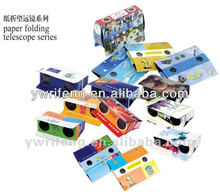 Paper Folding Telescope Series with Diverse styles & Low price