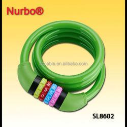 SL8602 Nurbo color 4 digital password lock
